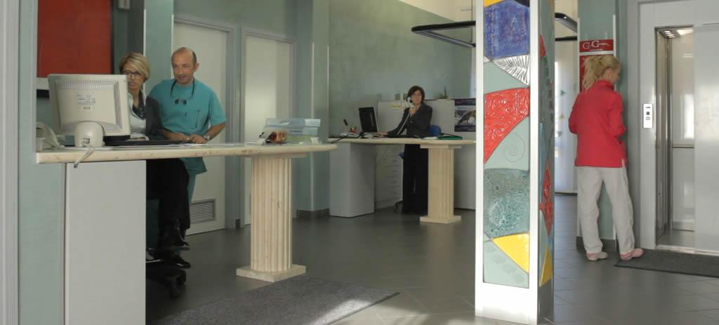 Centro Chirurgico - clinica odontoiatrica Brandizzo - Torino