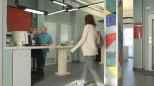 Segreteria del Centro Chirurgico clinica odontoiatrica Torino Brandizzo