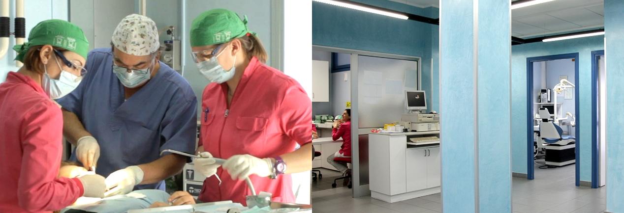 Accoglienza, professionalità e serietà al servizio dei pazienti