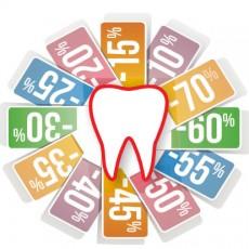 I tuoi denti valgono più di un'offerta speciale!