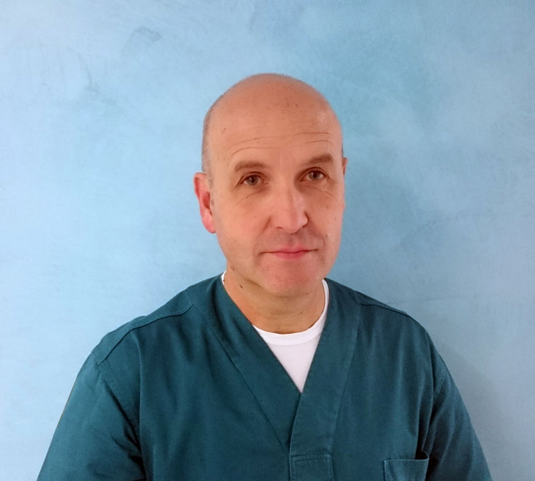 Paolo Giovannini - igienista dentale