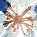 Equipe medica Centro Chirurgico