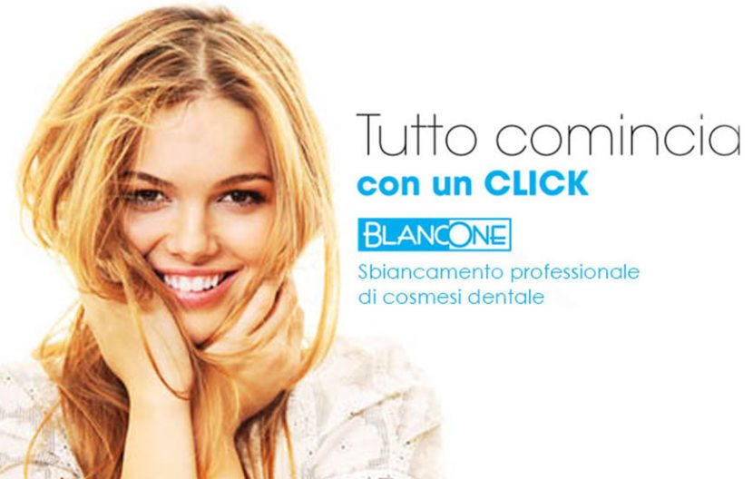Sbiancamento dentale professionale