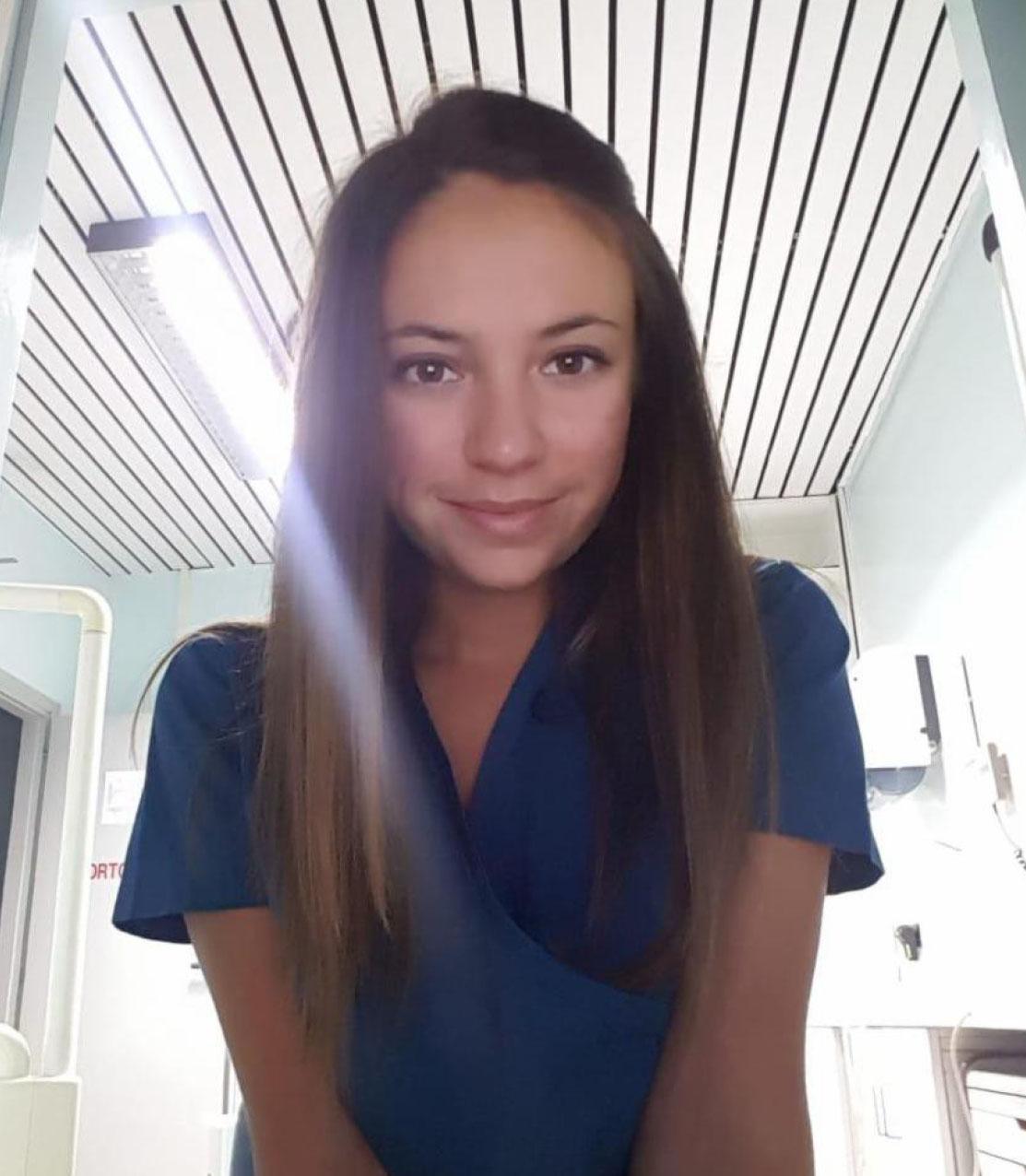 dottoressa Bertaina Melissa