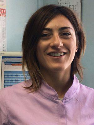 Nancy Frasson Assistente alla poltrona